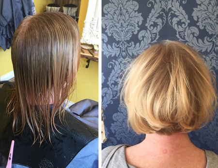 Hairdresser Sidmouth